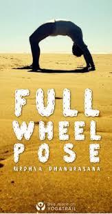 wheel pose