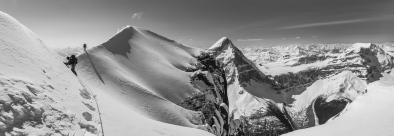 south-twin-summit-ridge