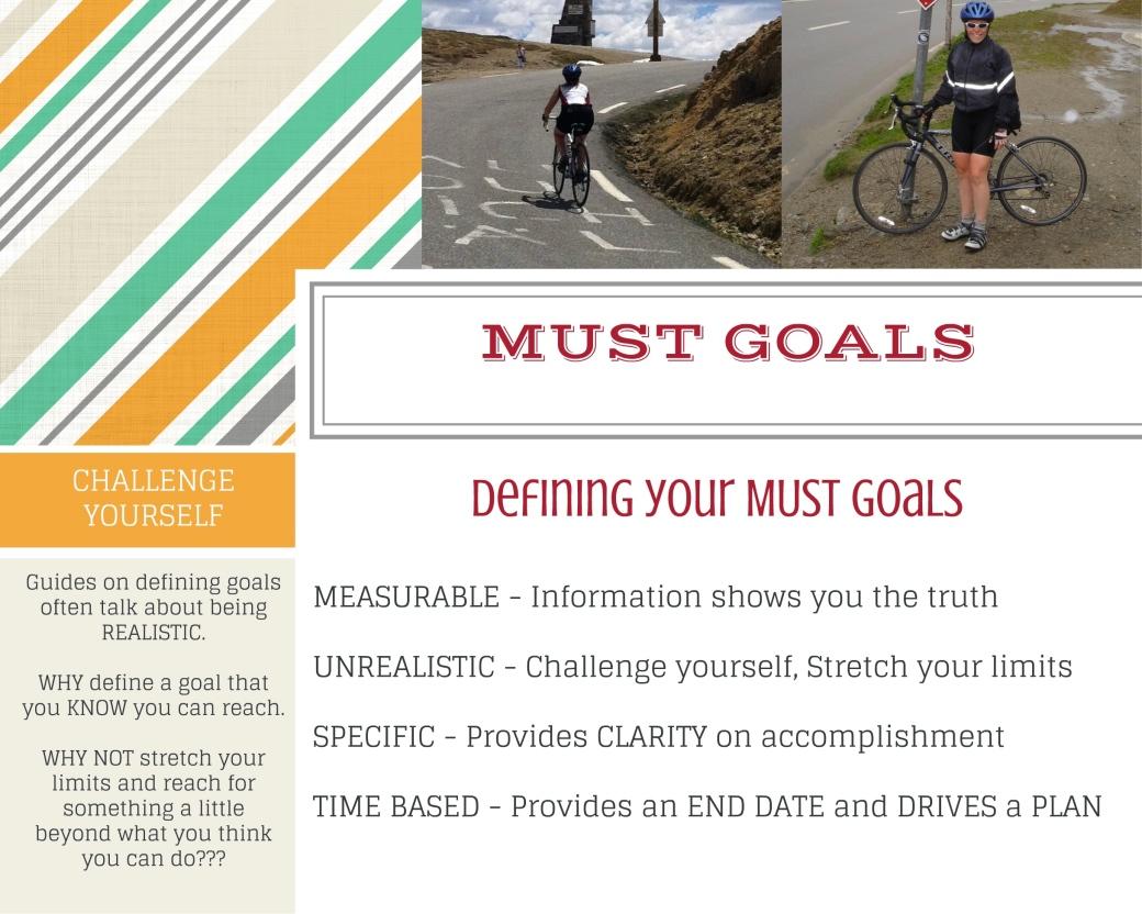 Must Goals