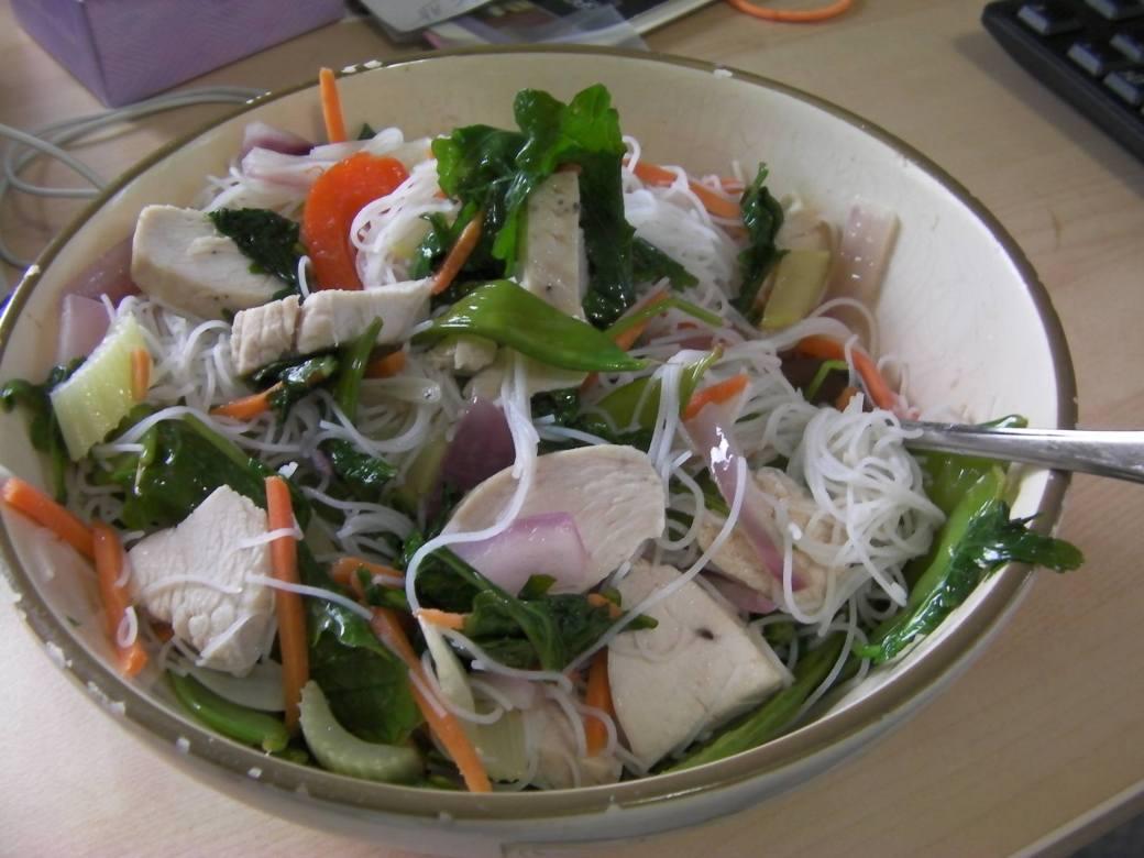 Power Noodle Bowl