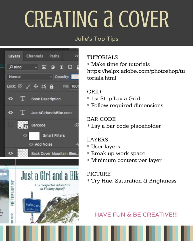 TIP SHEET - Create Cover - Updated