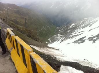 Italy - Gavia Road View 2