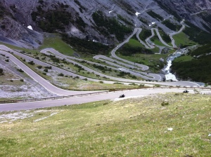 Italy - Stelvio Switchbacks
