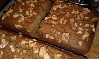gluten free zuchini loaf